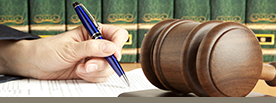 Gavel and Documents